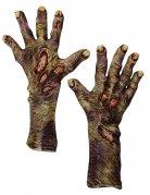 Zombie-Handschuhe grün