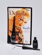 Mehron Paradise Make-Up Applikator-Schminke schwarz 7,5ml