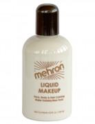 Mehron Paradise Make-Up Flüssig-Schminke weiss 133ml