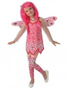 Mia and Me Fee Kinderkostüm Lizenzware Deluxe pink-bunt