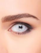 Kontaktlinsen Stern weiss