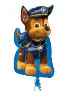 Paw Patrol™ Folienluftballon Chase Lizenzware blau 58x78cm