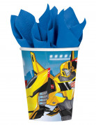 Transformers™-Pappbecher 8 Stück