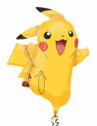 Pikachu-Aluminiumballon Pokémon-Lizenzartikel 43cm