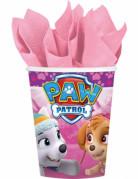 Paw Patrol™ Partybecher Lizenzware 8 Stück bunt 266ml