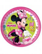 Minnie Maus™-Partyteller 8 Stück 23cm