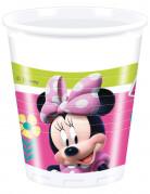 Disney™ Minnie Maus™ Trinkbecher 8 Stück bunt 200ml