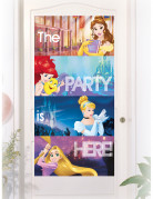 Disney Prinzessinnen™-Türdeko