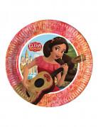 Disney™ Elena von Avalor™ Partyteller Lizenzware 8 Stück bunt 20cm