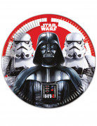 Star Wars Final Battle™ Partyteller Lizenzware 8 Stück bunt 23cm