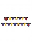 Spiderman Homecoming™ Partygirlande Happy Birthday Lizenzware bunt 2m