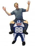 Carry me American Football-Kostüm
