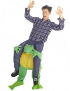 Carry me Frosch-Kostüm