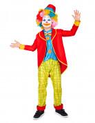 Clowns-Kinderkostüm bunt