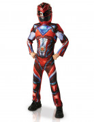 Power Rangers Kinderkostüm rot