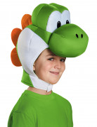 Yoshi™ Mütze für Kinder Nintendo™ Lizenzartikel grün-weiss-rot