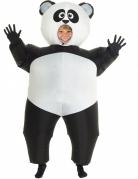 Morphsuits™ Kostüm aufblasbarer Panda für Kinder