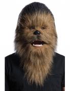 Chewbacca™- Maske mit Fell Star Wars™-Lizenzartikel braun