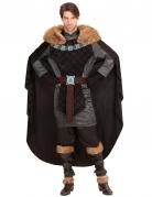 Mittelalter-Kostüm dunkler Prinz für Herren