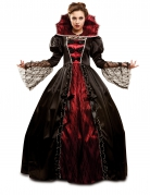 Halloween-Kostüm Barock Vampirin für Damen