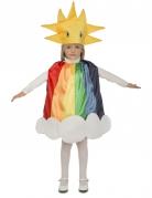 Kostüm Regenbogen für Kinder