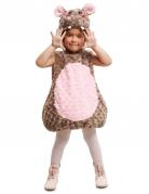 Kostüm Nilpferd für Kinder