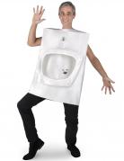 Kostüm Toilette für Erwachsene