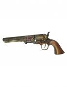 Steampunk-Revolver 25 cm