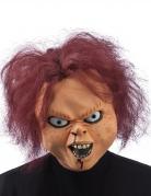 Horrorpuppen-Maske für Erwachsene