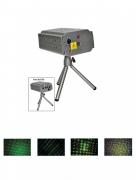 Laserlicht für Innenräume