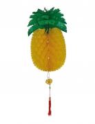 Deko-Ananas aus Wabenpapier 50 cm