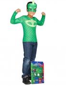 PJ Masks™-Kinderkostüm Gecko Lizenzkostüm grün