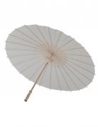Regenschirm 60cm weiss