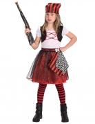 Kostüm Piratin für Mädchen
