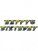 Batman™ Girlande Happy Birthday bunt 182 cm