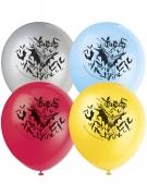 Batman™ Latexballons 12 Stück 30 cm