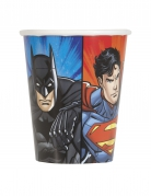 Justice League™ Partybecher Lizenzware 8 Stück bunt 250ml