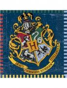 Harry Potter™ Partyservietten Tischdeko 16 Sück bunt 33x33cm