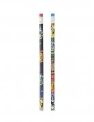 Harry Potter™ Bleistifte Lizenzware 8 Stück bunt
