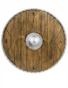 Schild mittelalterlicher Krieger 40 cm