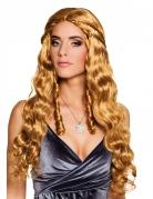 Drachen-Göttin Perücke blond