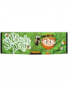 Banner saint patrick tag 74 x 220 cm