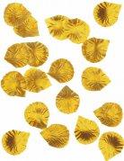 Deko-Rosenblätter 288 Stück gold