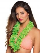 Hawaii-Halskette grün