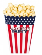 4 Amerika-Popcornboxen