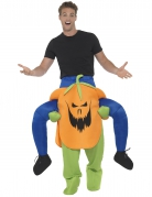 Carry-Me Kürbisreiter Halloween-Kostüm