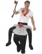 Carry-Me Halloween-Kostüm Reiter ohne Kopf