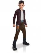Star Wars VII™ Poe Dameron Lizenzkostüm für Jungen braun-weiss-schwarz