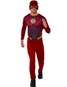 The Flash™-Kostüm DC-Lizenzkostüm rot-gelb