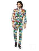 Mr. Marvel™-Kostüm Opposuits™ für Herren bunt